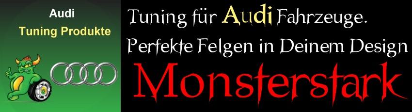 Audi Tuning Shop - Felgentuning Design Nabendeckel und Radkappe der Felge + Embleme- Design für A1, A2, A3, A4, A5, A6, A7, A8 A9, S1, S3, S4, S5, S6, S7, S8, TT, Q3, Q5, Q6, Q7, Q8, Q9 und 80, 90, 100, 200, V8