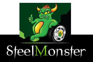 Steelmonster.de – Individuelles Design Tuning für Deine Felgen und Embleme