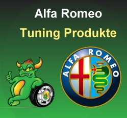 Alfa Romeo Tuning Shop