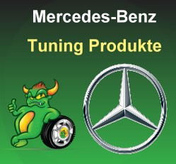 Mercedes Tuning Shop