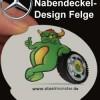 Mercedes Radkappen - eigenes Design
