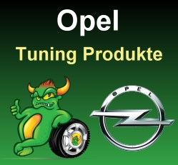 Opel Tuning Shop