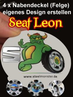 Tuning Design Shop für Autofelgen für den Seat Leon